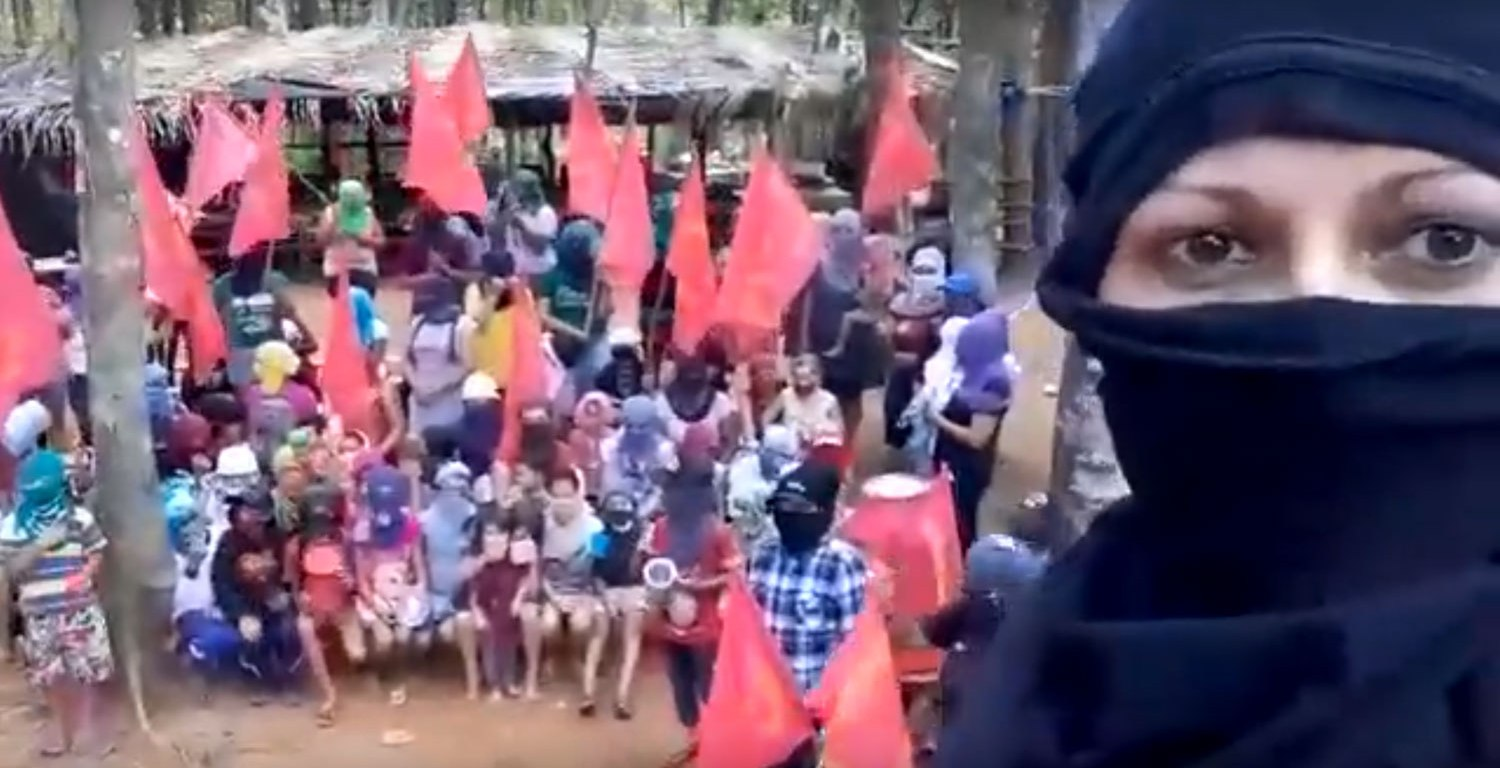 Brazil: URGENT! Military Police Cowardly Surround Tiago dos Santos Camp and  Prevent Entry of Supplies – Tribune of the People